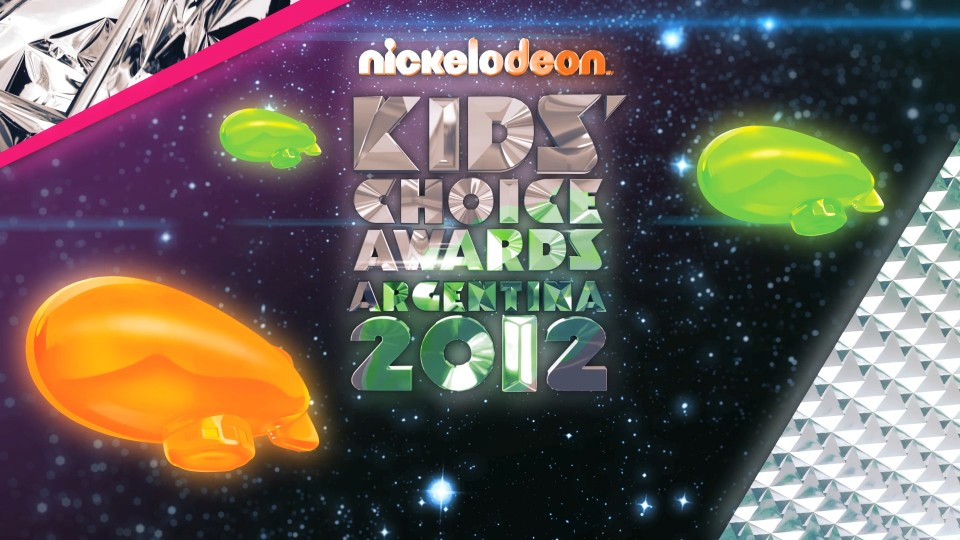 Personal Kid Choice Awards 2012 ARTISTA