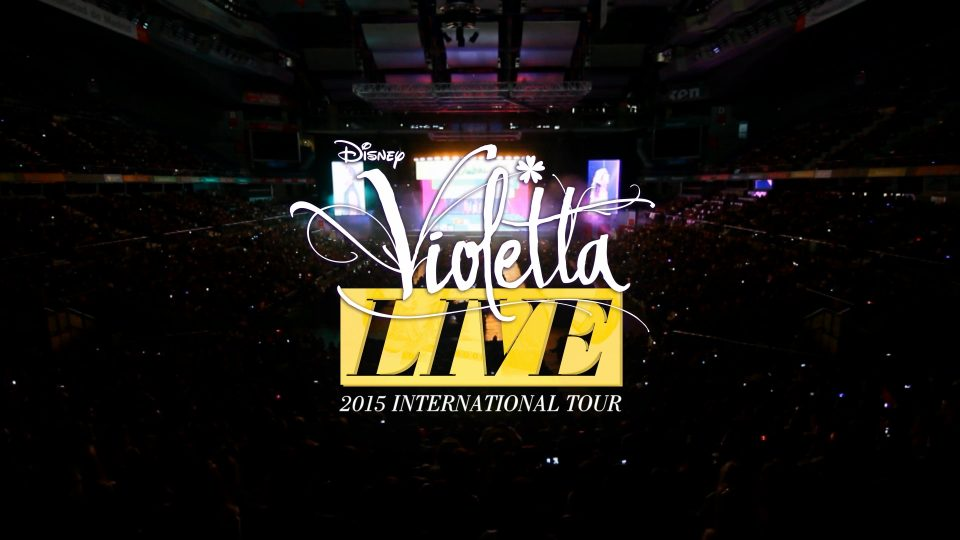 Violetta - International Live Tour 2015