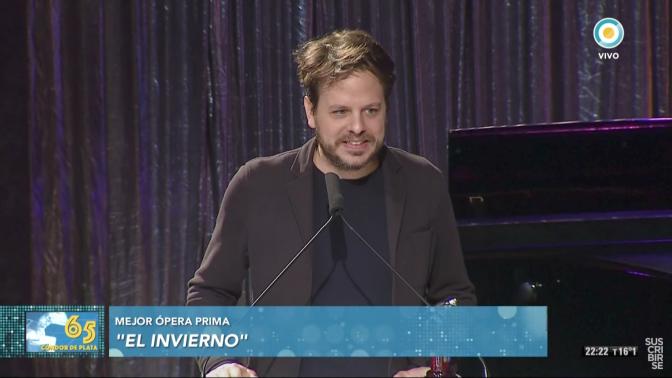 Premio Condor Mejor Opera Prima