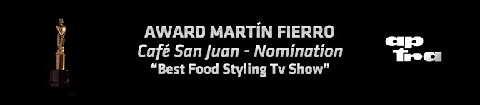 Award Martin Fierro