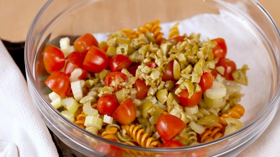 Matarazzo Summer Salads - Ensalada Atun Tun